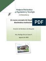 Bioclimatica.org Bomberos Caldera