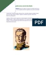 biografía de don José de San Martín