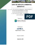 Resumen Ejecutivo Eiad Lst El Codo-el Rosario