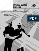 Ind 12 - OSHA 3146 Proteccion Contra Caidas en La Construcci[1]