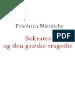 Nietzsche - Sokrates og den græske tragedie