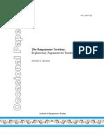 IBS Occasional Paper 2007-02 Mastura