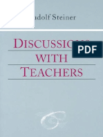 Discussions With Teachers - RS