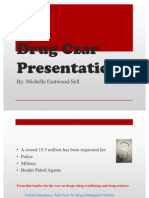 Drug Czar Presentation