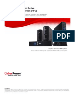 Power Protection and Active Power Factor Correction