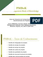 905 PMBOK - GESTÃO DE PROJETOS
