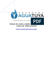 Tarifas_AguaTuya_2007