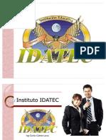 IDATEC cursos