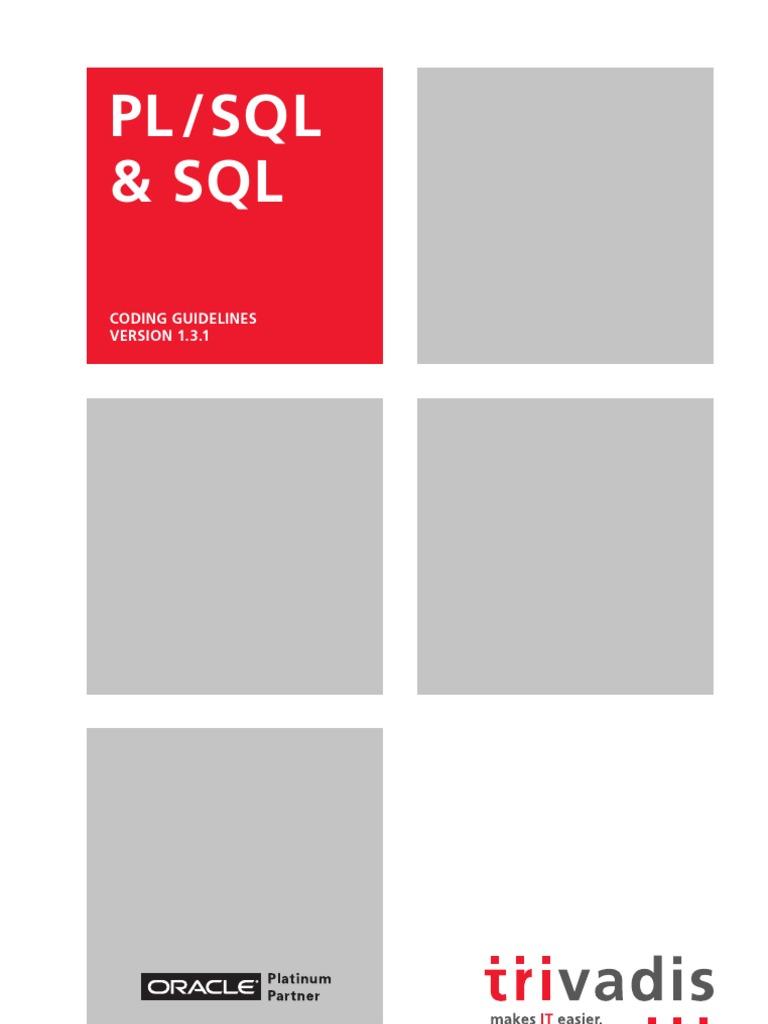 Plsql coding guidelines 101125 plsql control flow baditri Choice Image
