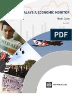 Malaysia Economic Monitor-Brain Drain