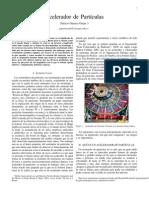 Acelerador de Partículas PDF