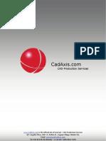 Www.cadaxis.com Portfolio Profile.january