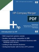 HP Compaq Merger Final