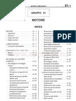 Alfa Romeo 155 - 10 Motore - Stacco e Riattacco