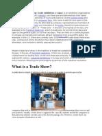 A Trade Fair