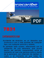 aerocaribe 7831