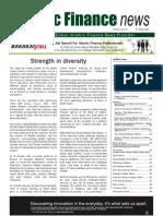 Vol. 8 Issue 17 Mei 2011 - Strength in Diversity