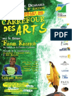 Carrefour des Arts 2011