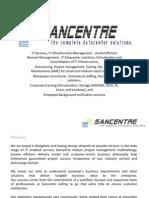 Sancentre Solutions Company Profile
