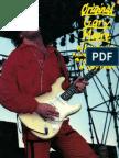 Gary Moore - Original Tab Book