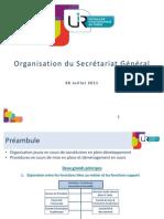 Organisation UIR VF