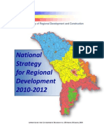 National Strategy for Regional Development 2010-2012
