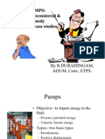Pumps Case Studies by Durai Aug 2010