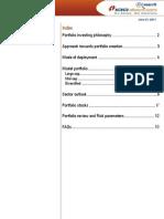 ICICIdirect Model Portfolio Product