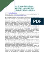 GS00-Geometría Sagrada (introducción)