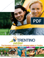 TRENTINO OUTDOOR - The thousand colours of your camping holiday in Trentino