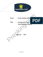 Prepking AP0-001 Exam Questions