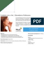 Cuidados com a Voz - Educadores e Professores - Felicity