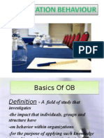 Organizational Behavior (1)
