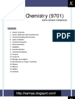 57135296 Chemistry 9701 Complete Book for a Levels