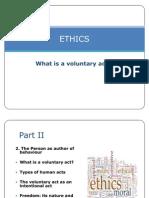 Ethics Class 2.1 2011