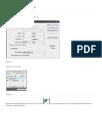 Simple Header Design in Photoshop