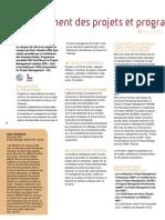 Management Des Projets Et Programmes - 2009