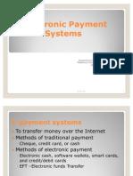 E Payments