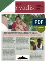 QV News Letter June 2011