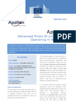 Apollon Publishable Summary
