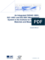 Integrated Ohsas
