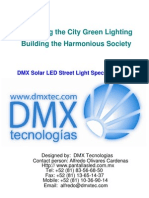 Solar LED Streetlight Manual