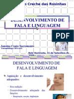 Aula Fala e Linguagem