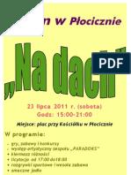 Festyn Płociczno 2011