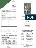 Bulletin 2011-07-03