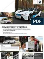 BMW Efficient Dynamics Catalogue