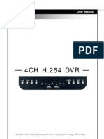 4CH BT 804 User Manual