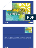 ID502 - Introducing WebSphere Portal Express Version 6_0_rev