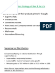 swot analysis of ben and jerry s What are ben & jerry's strengths, weaknesses, opportunities, and threatsanalyze ben & jerry's threats how do you think the company can address these threats.