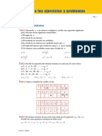 ejercicios álgebra 2º eso